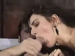Hairy Pussy Fucking Threesome Classic