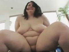 Slutty BBW Gets Her Dirty Ass Pounded